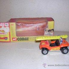 Coches a escala: CORGI TOYS - FIRE BUG 395 - 1971 - CON CAJA. Lote 11724789