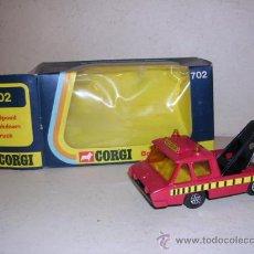 Coches a escala: CORGI TOYS - BREAKDOWN TRUCK 702 - 1974 - CON CAJA. Lote 11725912