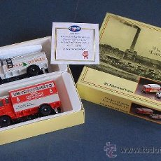 Coches a escala: SET 2 CAMIONES DE LECHERÍAS UNITED DAIRIES - CORGI 1/50. Lote 26012700
