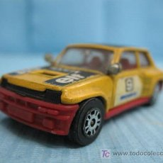 Coches a escala: (CORGI) RENAULT 5 TURBO. Lote 17624495