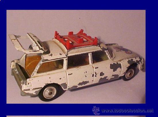 Coches a escala: Citroën tiburón Corgi - Foto 2 - 26337269