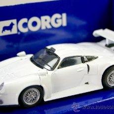 Coches a escala: PORSCHE 911 GT1 STYLE E - ESCALA 1/43 - CORGI - NUEVO EN CAJA. Lote 26210568