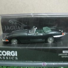 Coches a escala: (CORGI) JAGUAR E TYPE OPEN TOP. Lote 20450670