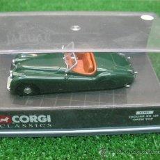 Coches a escala: CORGI CLASSICS - JAGUAR XK 120 NºSERIE 02901. Lote 23019620