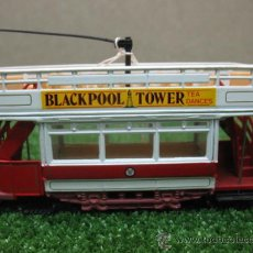 Coches a escala: CORGI -DICK KERR TYPE TRAM-TRANVIA BLACKPOLL TOWER. Lote 23561985