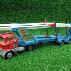 Coches a escala: (CORGI MAJOR TOYS) CAMION PORTACOCHES MARK IV TRANSPORTER --- ESCALA 1/43. Lote 24089884