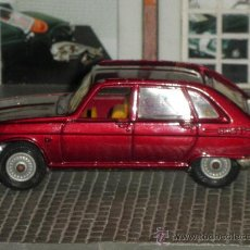 Coches a escala: CORGI TOYS Nº 260 RENAULT 16 . MADE IN GT. BRITAIN. Lote 26879657