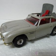Coches a escala: ASTON MARTIN DB5 JAMES BOND 007 - CORGI - MADE IN ENGLAND (AÑOS 80). Lote 27295227