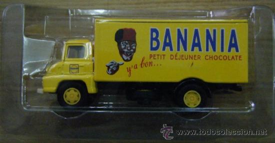 CORGI. COLECCION CAMIONES DE ALTAYA: BANANIA RF-017 (Juguetes - Coches a Escala 1:43 Corgi Toys)
