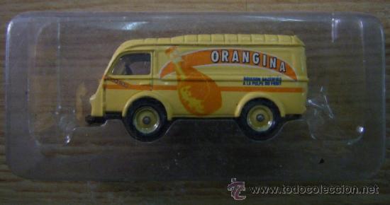 CORGI. COLECCION CAMIONES DE ALTAYA: ORANGINA RF-037 (Juguetes - Coches a Escala 1:43 Corgi Toys)