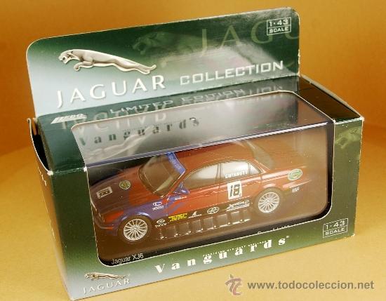 Coches a escala: JAGUAR XJ6 Racing #18 Nick Gwinnutt - VANGUARDS CORGI Edicion Limitada - Escala 1/43 - Nuevo en Caja - Foto 5 - 33404762