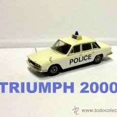 Coches a escala: POLICIA POLICE 1/43 TRIUMPH 2.5PI DORSET & BOURNEMOUTH POLICE. Lote 34865065