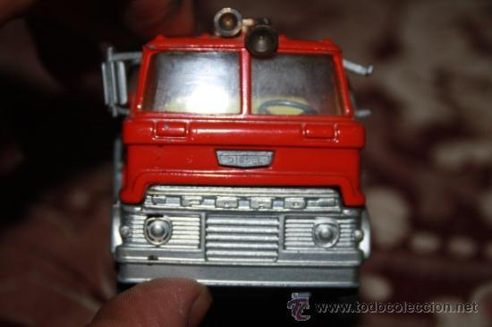 Coches a escala: CORGI TOYS - CAR TRANSPORTER WITH FORD TILT CAB 'H' SERIES TRACTOR 1138 - AÑOS 60 - CAJA ORIGINAL - Foto 3 - 35683979