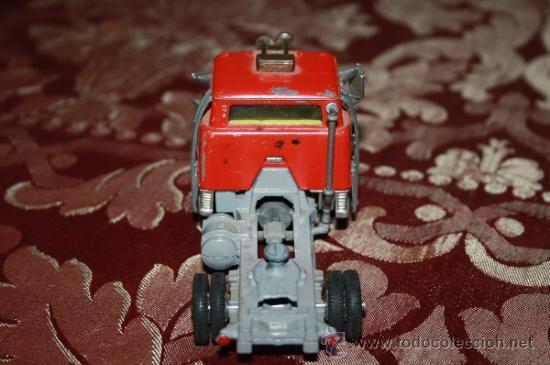 Coches a escala: CORGI TOYS - CAR TRANSPORTER WITH FORD TILT CAB 'H' SERIES TRACTOR 1138 - AÑOS 60 - CAJA ORIGINAL - Foto 5 - 35683979
