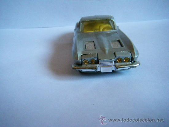 Coches a escala: CHEVROLET CORVETTE STING RAY CORGI TOYS - Foto 1 - 36597382