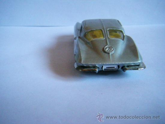 Coches a escala: CHEVROLET CORVETTE STING RAY CORGI TOYS - Foto 2 - 36597382