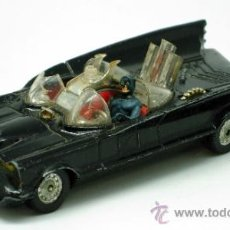 Coches a escala: BATMOBILE BATMAN CORGI TOYS 1/43 MADE IN GREAT BRITAIN AÑOS 70. Lote 36831188