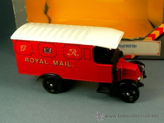 RENAULT 1926 ROYAL MAIL VAN - CORGI CLASSICS 1/43 - 1985 - NUEVO EN CAJA (Juguetes - Coches a Escala 1:43 Corgi Toys)