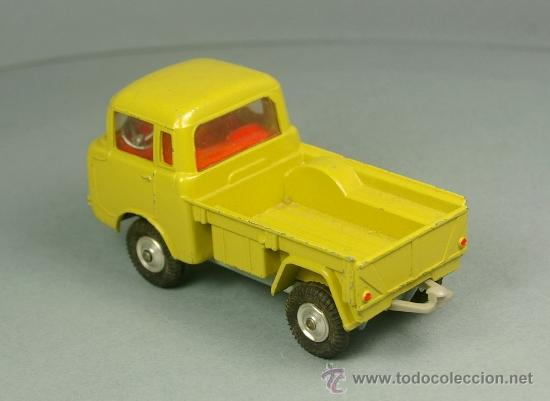 Coches a escala: JEEP FC 150 PICK-UP 4x4 Pickup- CORGI TOYS 1965 - Made in Gt. Britain - VINTAGE - Escala 1/43 - RARO - Foto 2 - 37879034