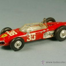 Coches a escala: FERRARI F1 RACING CAR - CORGI TOYS 1963 - MADE IN GT. BRITAIN - VINTAGE. Lote 52277950