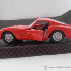 Coches a escala: FERRARI 250 GTO NUEVO EN SU CAJA DE ORIGEN. Lote 38401126
