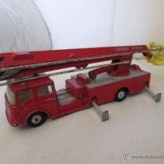 Coches a escala: CORGI MAJOR 1964 SIMON SNORKEL FIRE ENGINE. Lote 39678784