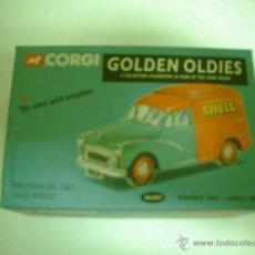 Coches a escala: CORGI TOYS MORRIS 1000 SHELL SERIE GOLDEN OLDIES. Lote 39740971