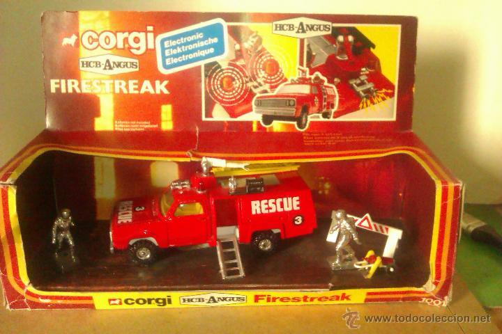 GORGI----ABD ANGUS FIRESTREAK (Juguetes - Coches a Escala 1:43 Corgi Toys)