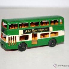 Coches a escala: DAIMLER FREETLINE BUS INGLES , DOUBLE DECKER MARCA CORGI , MADE IN BRITAIN , 7 X 3 CMS - AÑOS 70/80. Lote 40716569