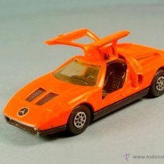 Coches a escala: MERCEDES BENZ C111 COLOR NARANJA - ESCALA 1/43 CORGI TOYS MADE IN GT. BRITAIN - MB SIN CAJA. Lote 41404218