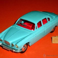 Coches a escala: JAGUAR MARK X SALOON 238, FABRICADO EN METAL, CORGI TOYS, ORIGINAL AÑOS 60.. Lote 41493123