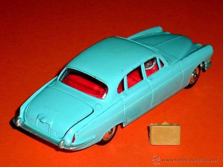 Coches a escala: Jaguar Mark X Saloon 238, fabricado en metal, Corgi Toys, original años 60. - Foto 3 - 41493123