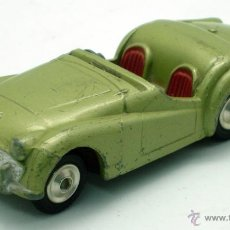 Coches a escala: TRIUMPH TR 3 CORGI TOYS 1/43 MADE IN ENGLAND . Lote 43073426