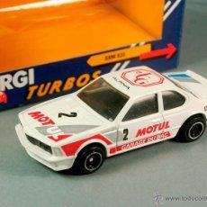Coches a escala: CORGI C110 1/43 G.B. 1990 - BMW 635 ALPINA RACING MOTUL - METAL VINTAGE NUEVO EN CAJA. Lote 43357195