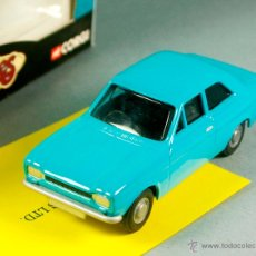 Coches a escala: CORGI 67001 1/43 1998- FORD ESCORT MK-I SEDAN - PROMOCIONAL FORD COLLECTABLES PUB VINTAGE NUEVO/CAJA. Lote 43365246