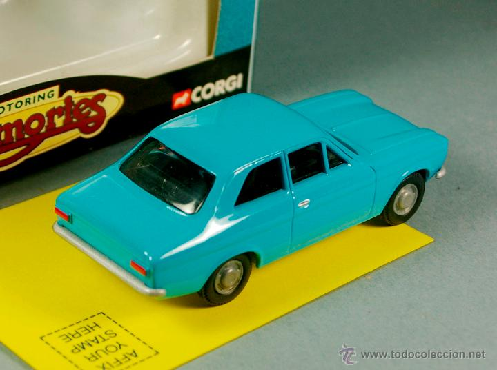 Coches a escala: CORGI 67001 1/43 1998- FORD ESCORT Mk-I Sedan - PROMOCIONAL FORD Collectables PUB Vintage NUEVO/CAJA - Foto 4 - 43365246