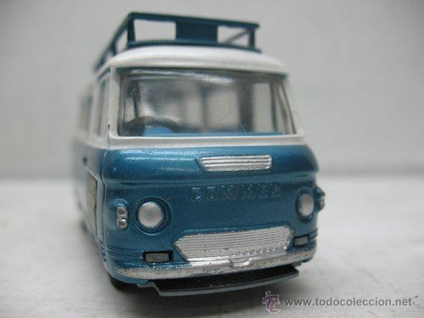 Coches a escala: Corgi Toys - Coche Commer bus 2500 - Escala 1:43 - Foto 4 - 43728106