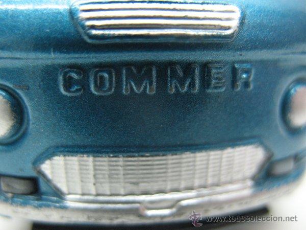 Coches a escala: Corgi Toys - Coche Commer bus 2500 - Escala 1:43 - Foto 5 - 43728106
