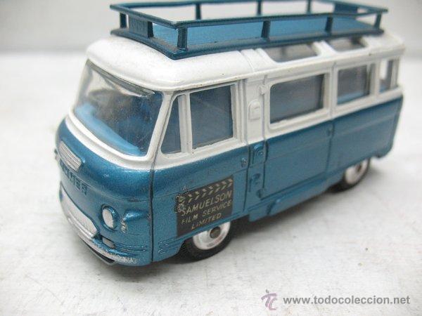 Coches a escala: Corgi Toys - Coche Commer bus 2500 - Escala 1:43 - Foto 6 - 43728106