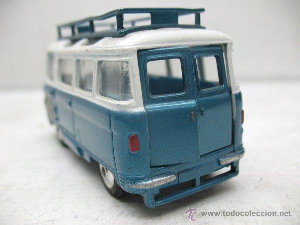 Coches a escala: Corgi Toys - Coche Commer bus 2500 - Escala 1:43 - Foto 7 - 43728106