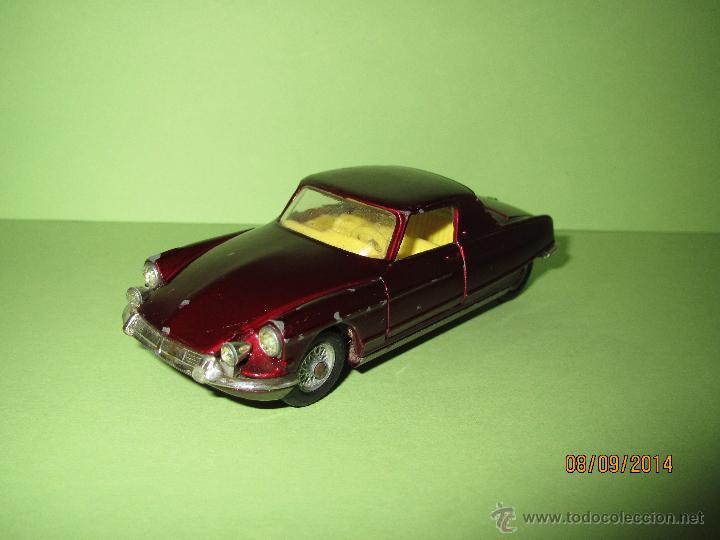 ANTIGUO CITROËN DS LE DANDY COUPE EN ESCALA 1/43 DE CORGI TOYS - AÑO 1963 (Juguetes - Coches a Escala 1:43 Corgi Toys)