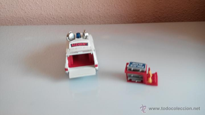 Coches a escala: coche land rover de corgi toys vigilant - Foto 2 - 45267462