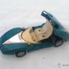 Coches a escala: COCHE CORGI TOYS 1969 THE CHEVROLET EXPERIMENTAL CAR ASTRO I METALICO Nº 347. Lote 45804050