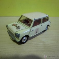 Coches a escala: CORGI TOYS MORRIS MINI COOPER COMPETITION -RARO ANTIGUO COCHE METAL MADE IN GT BRITAIN 1:43 SIN CAJA. Lote 46368936