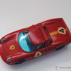 Coches a escala: FERRARI BERNILETTA 250 LE MANS CORGY TOYS MADE IN GT BRITAIN. Lote 52448453