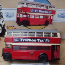 Coches a escala: CORGI DIECAST BUS LONDON TYPE GUY ARAB SOUTHAMPTOM 1:50 SCALE. NEW BOXED LIMITED EDITION. Lote 52768058
