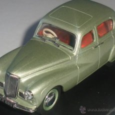 Coches a escala: OXFORD 1:43 SUNBEAM TALBOT VERDE METÁLICO ST003. Lote 53157478