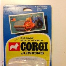Coches a escala: CORGI RAYGO RASCAL ROAD ROLLER . Lote 53394801