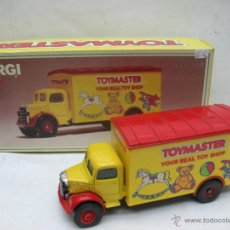 Coches a escala: CORGI - CAMIÓN METÁLICO TOYMASTER YOUR REAL TOY SHOP. Lote 54245324