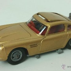 Coches a escala: ASTON MARTIN DB5 JAMES BOND 007. CORGIS TOYS. ESCALA 1/43. REFERENCIA 261.. Lote 54734562